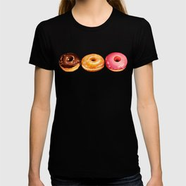 Donut Pattern T-shirt