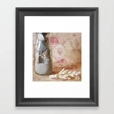 Reminders Framed Art Print