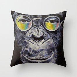 Beatnik Throw Pillow