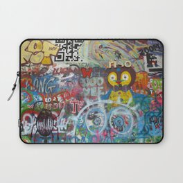 Graffiti Love Laptop Sleeve