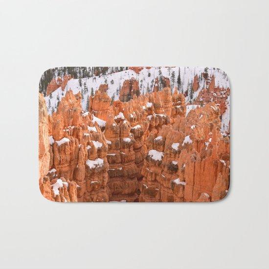 Bryce Canyon - Sunset Point IV Bath Mat