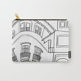 Beautiful Malaga City Carry-All Pouch