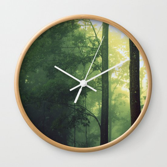 Is This The Place From My Dreams? Wall Clock