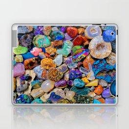 Rocks and Minerals, Geology Laptop & iPad Skin