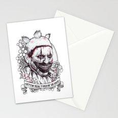 xoxo Twisty Stationery Cards