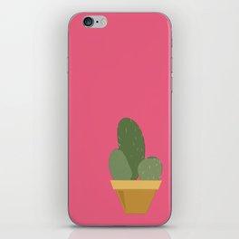Cactus (Solo) iPhone Skin