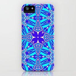 Oriental Kaleido 10181B iPhone Case