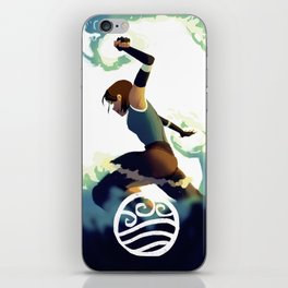 Avatar Korra II iPhone Skin