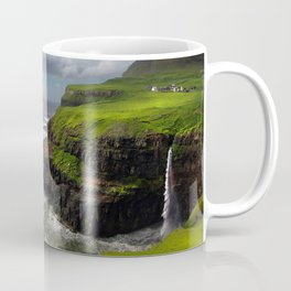 Gásadalur III Coffee Mug