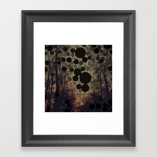 Finale Framed Art Print