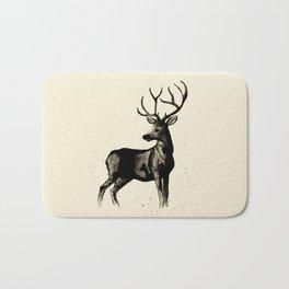 Deer Ink Bath Mat