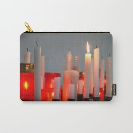 Votive wax candles Carry-All Pouch