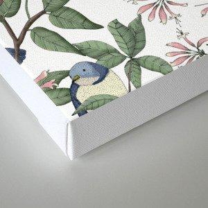 Bird Spotting Canvas Print