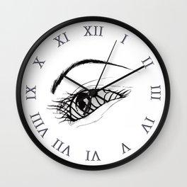 Aeon Flux Wall Clock