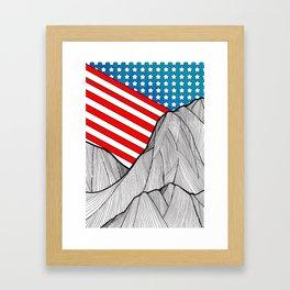 American Mounts Framed Art Print