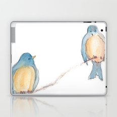 Birds and Bees Laptop & iPad Skin