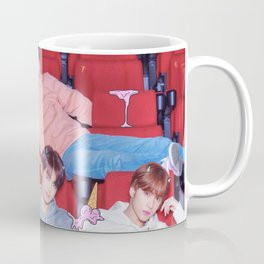 TXT - Tomorrow X Together Poster Coffee Mug