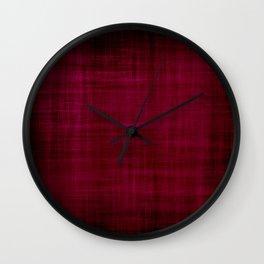 AppalachianSilk 08 Wall Clock