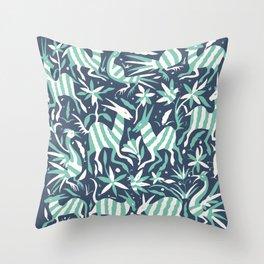 Otomi Throw Pillow