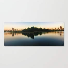 Smoothly Canvas Print