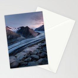Sunrise On A Mountain Ridge Stationery Cards