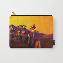 Rolling Muertos Carry-All Pouch