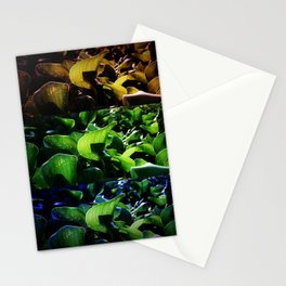 FRICTION BETWEEN THE CONTRAST Stationery Cards