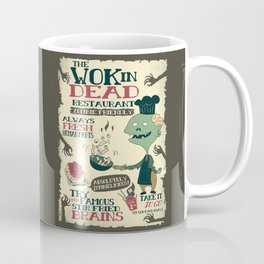 The Wok In Dead (v.2) Coffee Mug