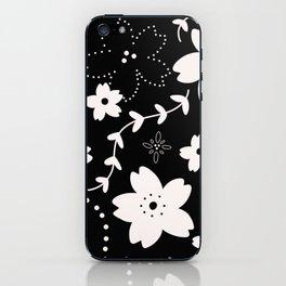 Dark Sakura 2018 iPhone Skin