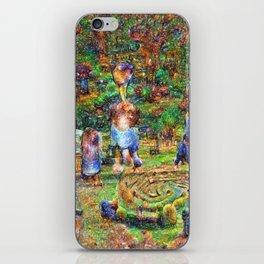 Cemetery Dream iPhone Skin