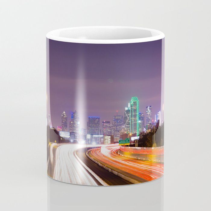 The Road to Dallas Coffee Mug