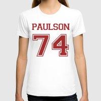 sarah paulson T-shirts featuring Sarah Paulson Varsity by NameGame