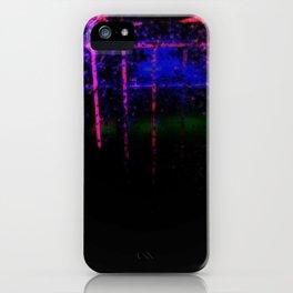 Crazy Rain iPhone Case