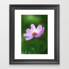 Bright As The Day Framed Art Print