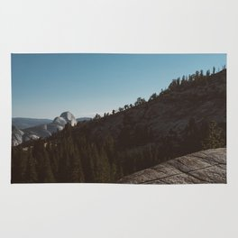 Olmsted Point, Yosemite National Park III Rug