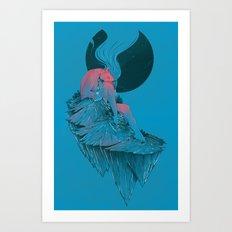 St.Helens In Rest Art Print