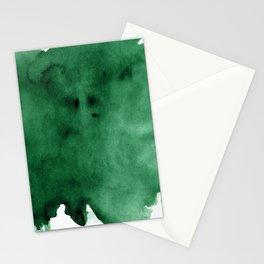 Indigo Watercolor Stationery Cards
