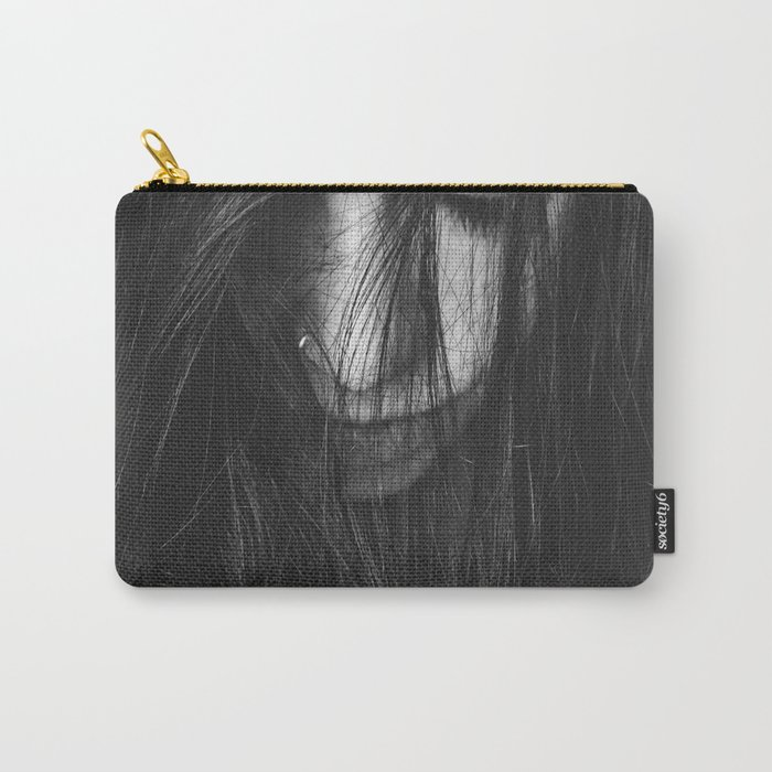 Dark Girl Carry-All Pouch