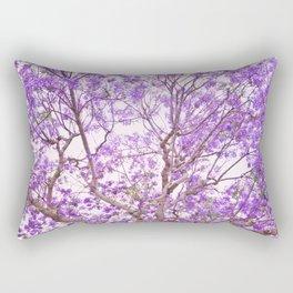 Purple Dream Rectangular Pillow