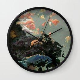 aquaglitch Wall Clock