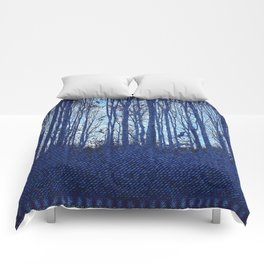 Denim Designs Winter Woods Comforters