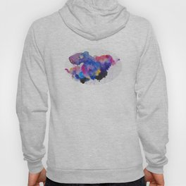 Worried Color Hoody