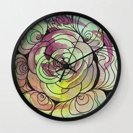 Colorscape Wall Clock