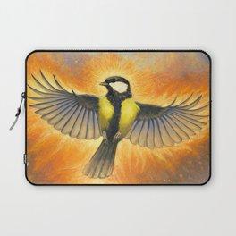 Phoenix tit bird Laptop Sleeve