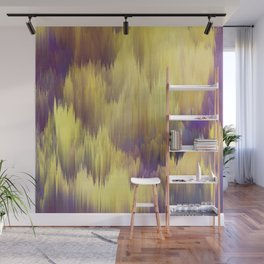 Glitch art Dune #glitch #abstraction Wall Mural