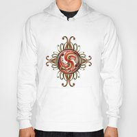 paisley Hoodies featuring Paisley Redux by DebS Digs Photo Art