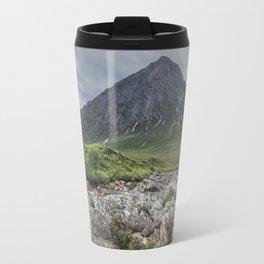 The Majesty of the Mountains Travel Mug
