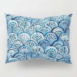 DEEP LIFE Mermaid Scales Pillow Sham