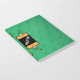 Always Positive Quotes Notebook