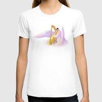 castiel T-shirts featuring Castiel by Jennilah